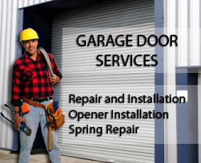 Garage Door Repair Parker